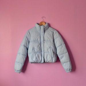 Puffer jacket 💙